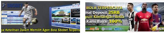 Cara memilih agen bola sbobet di indonesia